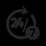 logo 24h7jours