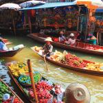 bangkok damnoen saduak river kwai