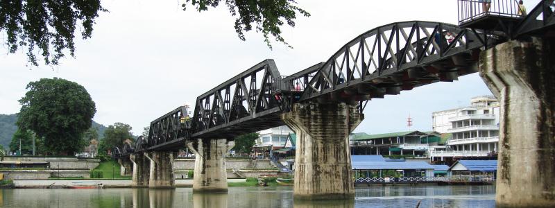 pont de Kanchanaburi